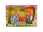 Colorful Furniture Play Set