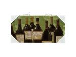 Wine Bottles Artwork Canvas