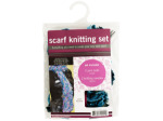 Scarf Knitting Set