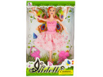 Ballet Dancer Fashion Doll with Butterfly Wings
