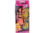 Fashion Doll with Bonus Dresses