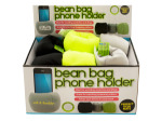 Bean Bag Phone Holder Countertop Display