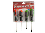 Screwdriver Set with Magnetic Tips