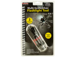 8-in-1 Multi-Screwdriver Flashlight Tool