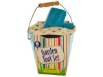 Garden Tool Set in Bucket