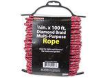 Diamond Braid Multi-Purpose Rope on Holder