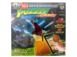 3D Interactive Basketball Puzzle Game