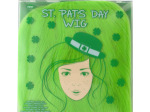 St. Patrick's Day Adult Wig