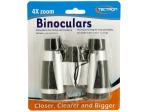 4X Zoom Binoculars