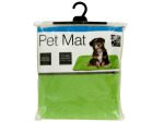 Plush Pet Mat with Anti-Slip Bottom