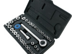 Socket Set in Carrying Case