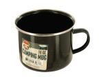 16 oz. Enamel Camping Mug