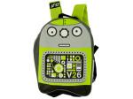Robot Kid Canvas Backpack