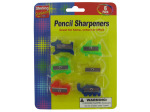 Animal shaped pencil sharpeners