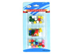 Push pin assortment, 3 styles