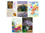 Mother's Day Card Assortment