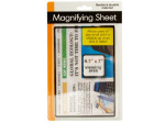 3X Magnifying Sheet