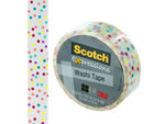 Scotch Expressions Fun Dots Washi Tape
