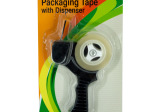 Packaging Tape with Refillable Dispenser