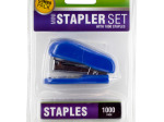 Mini Stapler & Staples Set