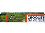 Wooden Croquet Game Set