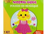 Mosaic Chick Sm'art Craft Kit