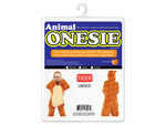 Tiger & Panda Adult Unisex Animal Onesie