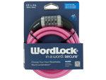 WordLock Flexible Steel Cable Bike Lock