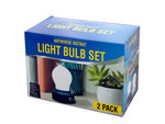 Anywhere Instant Light Bulbs with Magnetic Bases
