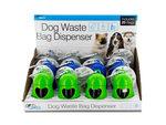 Dog Waste Bag Dispenser Countertop Display