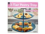 2-Tier Pastry Tray