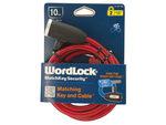WordLock MatchKey Security Bike Lock