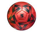 Size 5 Metallic Red & Black Soccer Ball