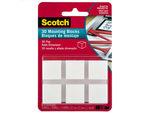Scotch 3D Mounting Blocks