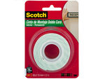 """Scotch Heavy Duty 1"""" Double-Sided Mounting Tape"""