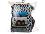 Luxury High End Double Pet House Brown Dog Room