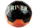 Size 5 Argentina River Plate Black & Orange Soccer Ball