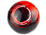 Size 5 Argentina River Plate Black & Red Soccer Ball