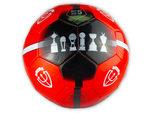 Size 5 Argentina Independiente Black & Red Soccer Ball
