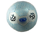 Size 5 Argentina Racing Club RC Blue & White Soccer Ball