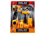 Assorted Construction Tools Play Set