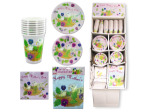 Mother's Day Party Tableware Display