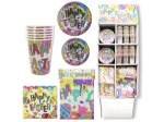 Easter Party Tableware Party Display