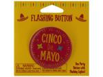 cinco de mayo flashing button