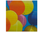 18 pack balloons napkins
