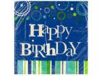 24 pack birthday napkins