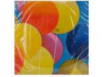 18 pack balloons beverage napkins
