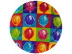 "8pk 8.75"" balloon plates"