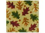 16ct autumn bev napkins