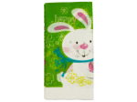 54 x 108 inch plastic hoppy bunny tablecover